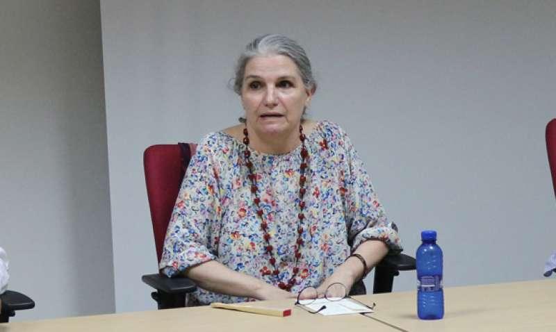 Teresa Álvarez Aub, presidenta de la Fundación