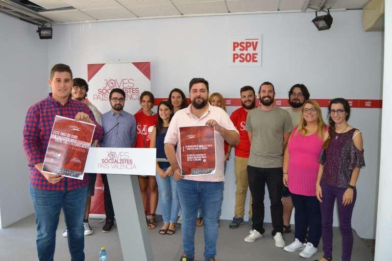 Campaña Joves Socialistes. -EPDA