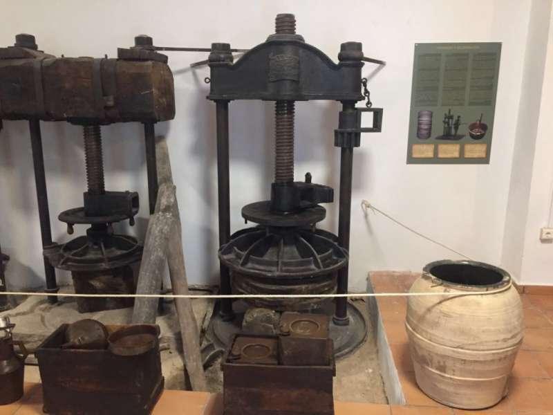 El contenido del museo es de arqueología y etnología