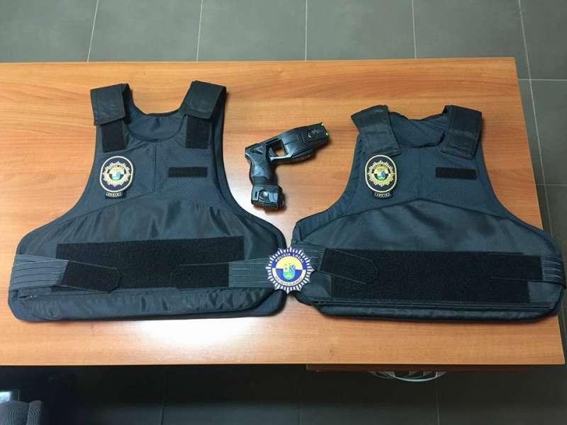 Nou equipament per a la Policia Local de Benissanó