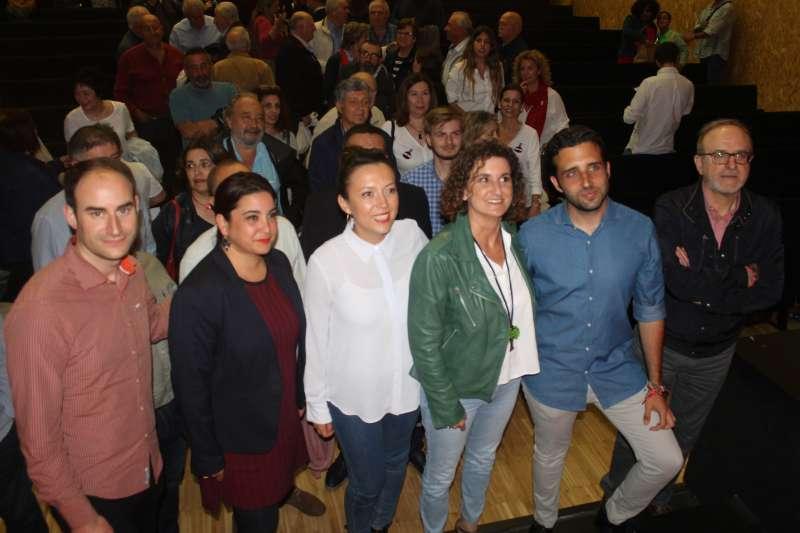 Cierre de campaña de los socialistas en Sagunt. EPDA