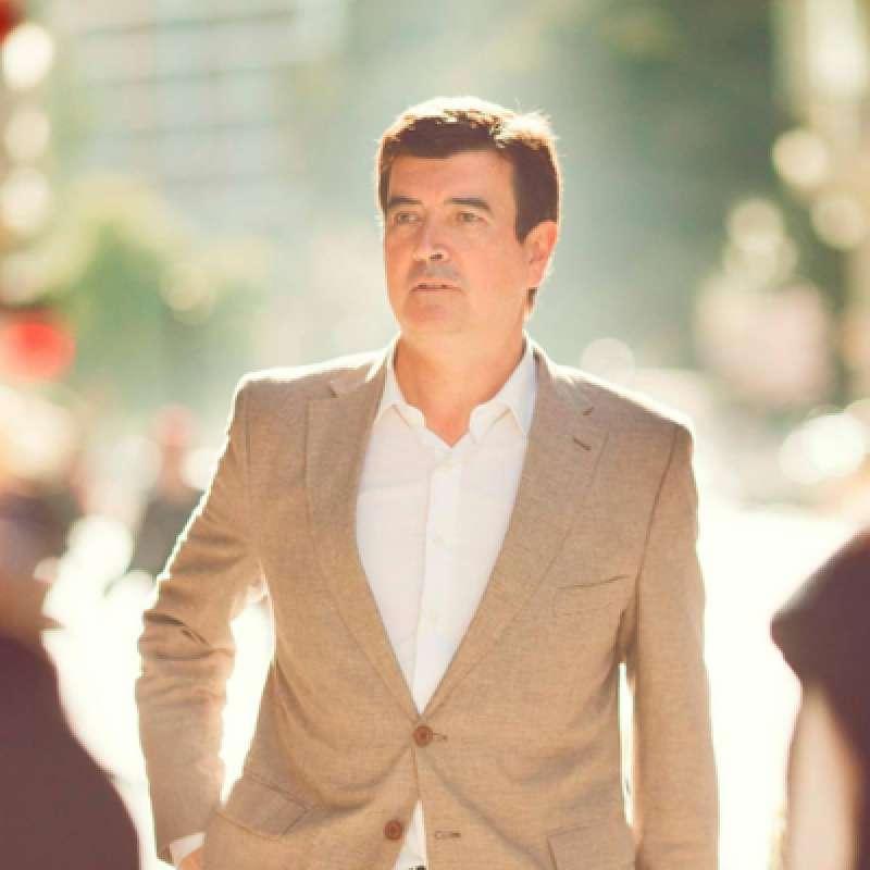 Fernando Giner, candidato de Ciudadanos en València. EPDA