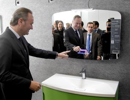 Inauguración de Royo Group Innovation Center. Foto EPDA