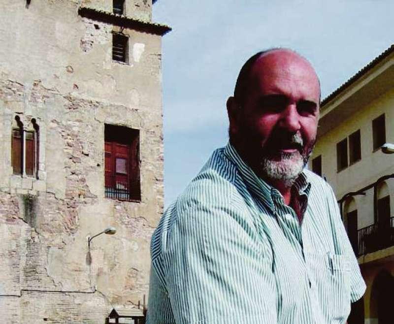Filibert Prats, ex alcalde de Albalat dels Tarongers. FOTO EPDA