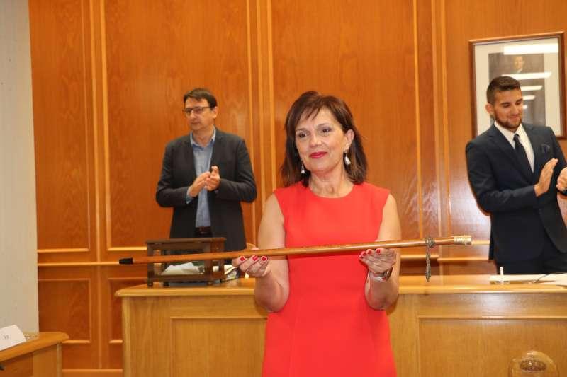 Alcaldesa de Quart de Poblet, Carmen Martínez