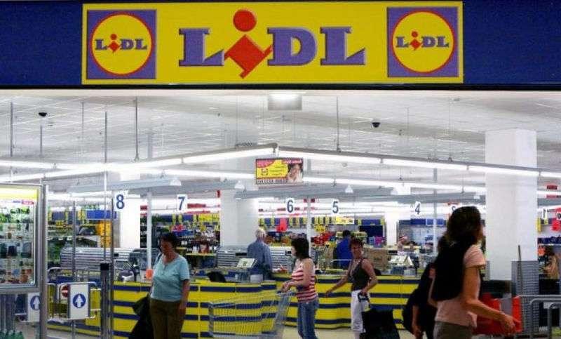 Imagen de archivo de una tienda Lidl. EPDA
