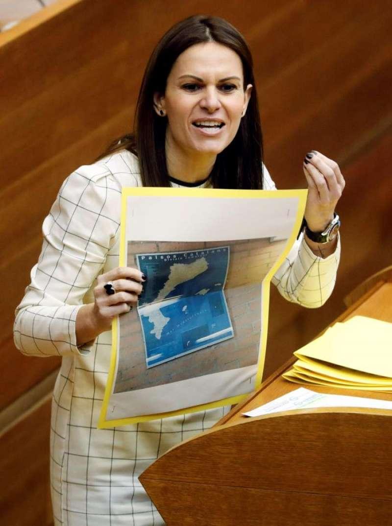 La diputada del PPCV Beatriz Gascó. EFE/Archivo