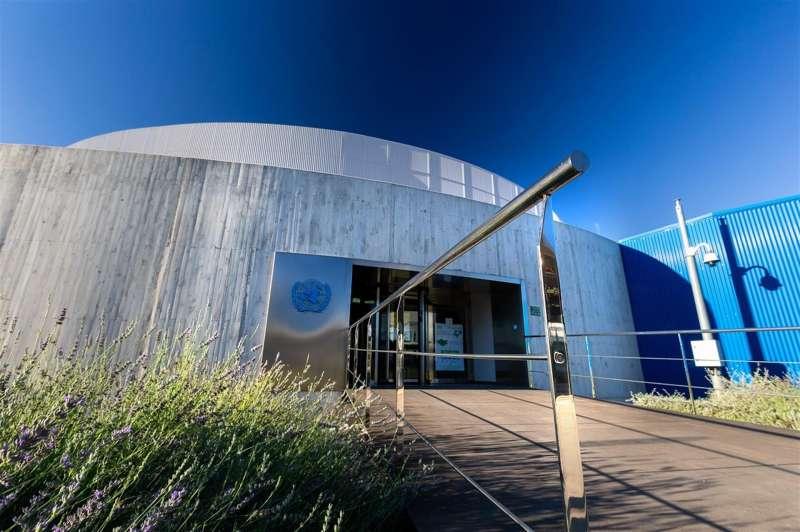 Sede del Centro para las Tecnologías de la Información y la Comunicación (UNICTF), ubicado en Quart de Poblet (Valencia) desde hace una década. EFE/UNICTF