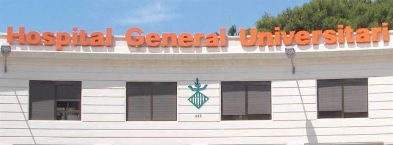 El Hospital General Universitario de València, en una imagen corporativa del centro.