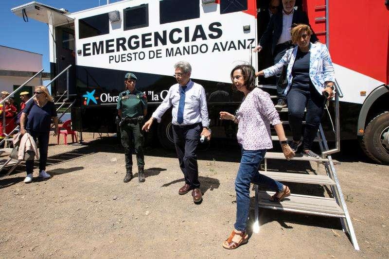 La ministra Margarita Robles. EFE