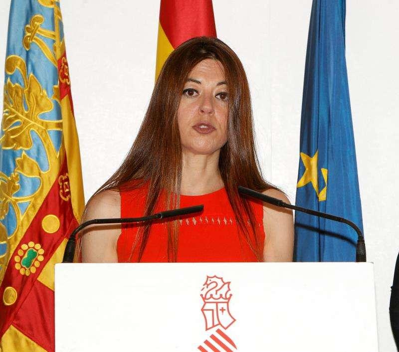 La consellera de Innovación, Universidades, Ciencia y Sociedad Digital, Carolina Pascual. EFE/Archivo
