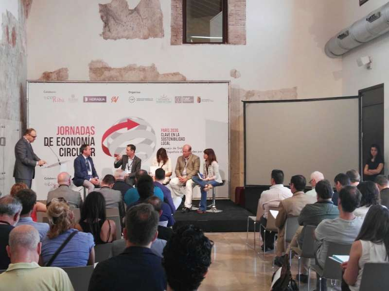 Jornadas de Economía Circular en El Castell