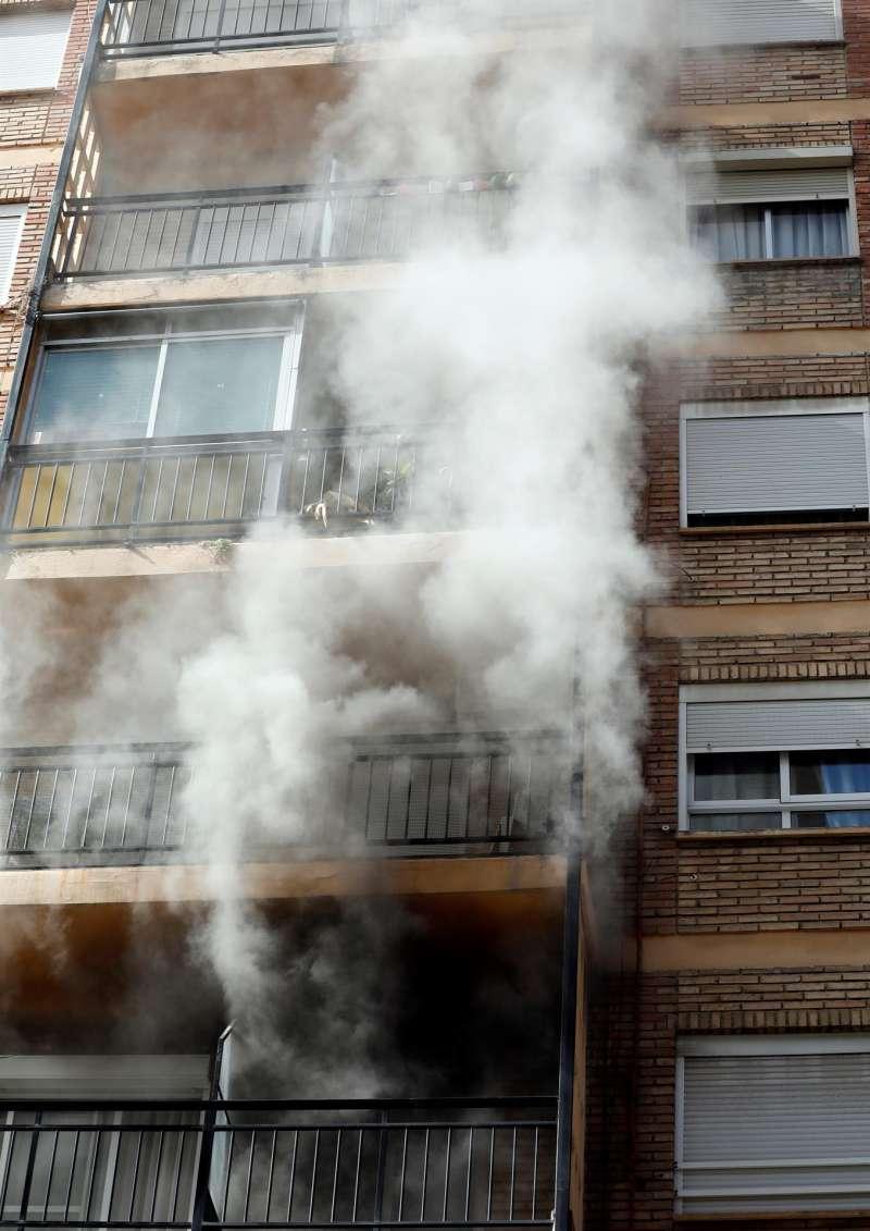 Incendio/EFE