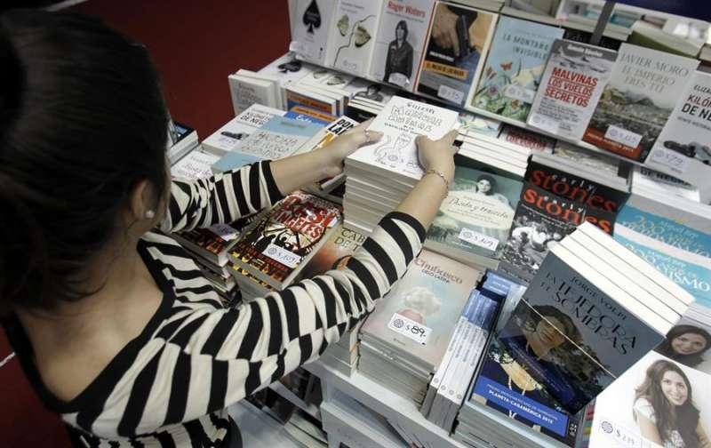 Imagen de obras literarias en una librería. EFE/LEO LA VALLE