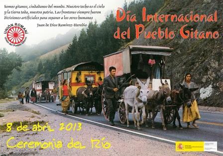 Día Internacional del Pueblo Gitano. Foto EPDA