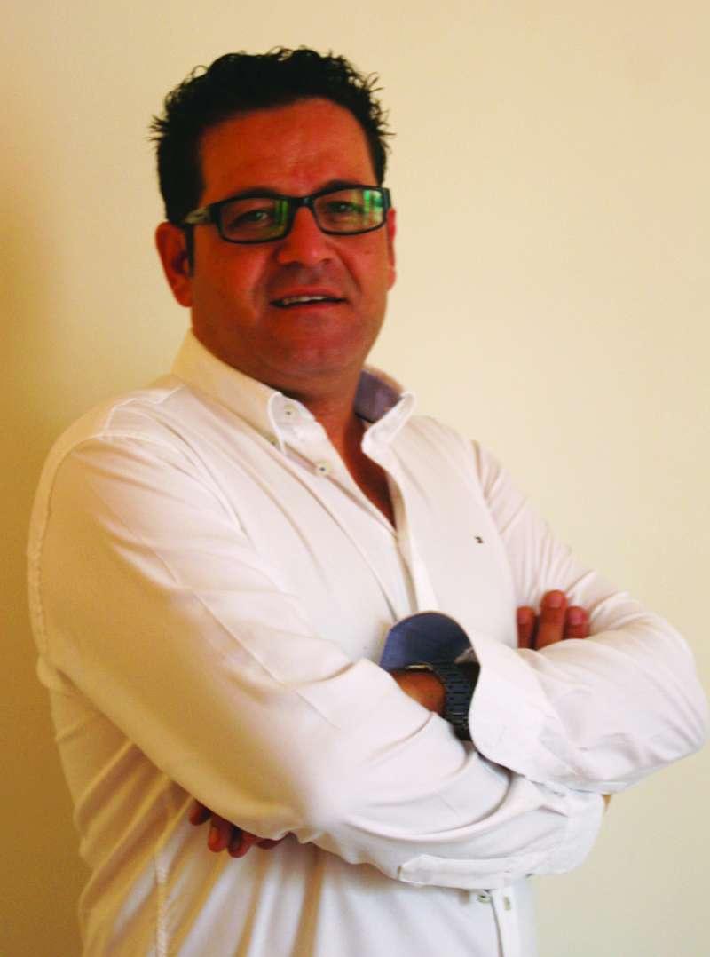 El Primer Teniente de alcalde de Sedaví, José Cabanes. EPDA