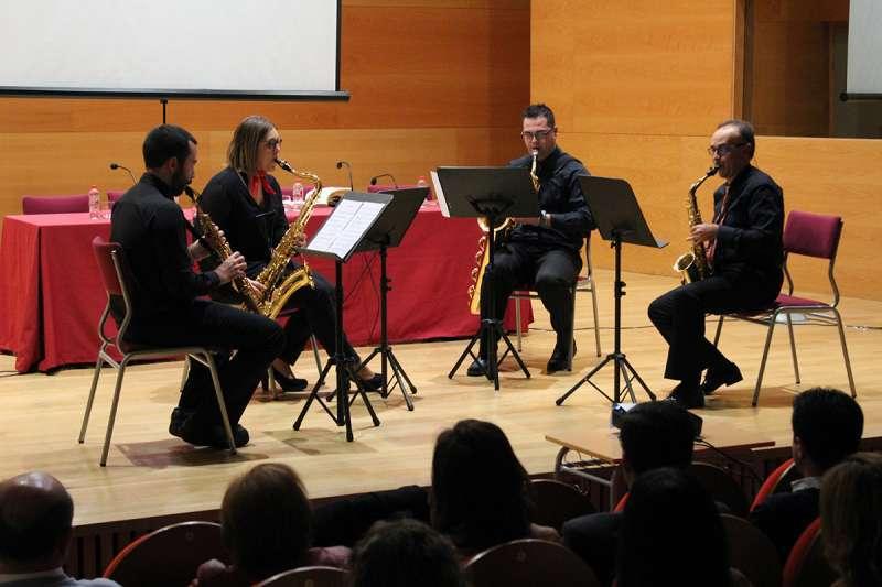 Imagen de archivo del Conservatorio Profesional de Música de Llíria. EPDA