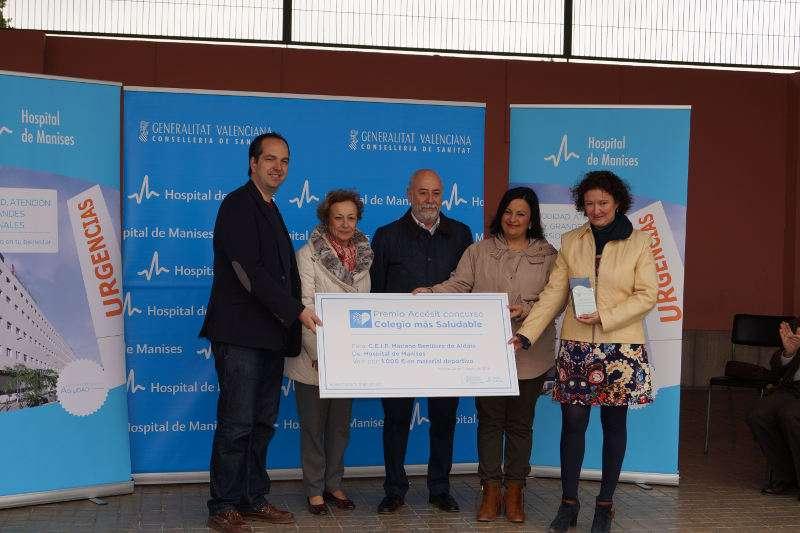 Edición anterior de estos premios donde el CEIP Mariano Benlliure obtuvo un accésit. EPDA