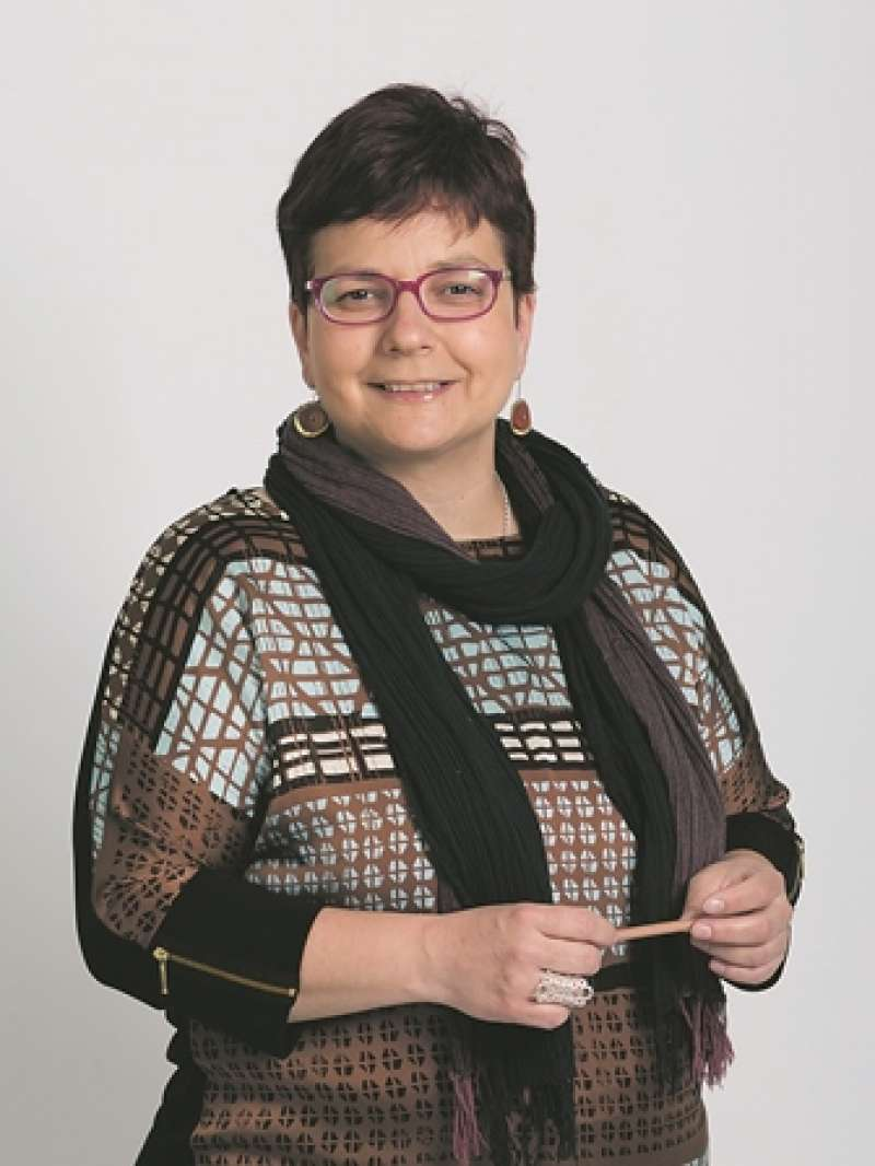 Susana Marín, regidora de Meliana. EPDA