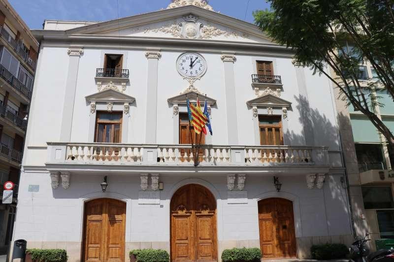 Casa de Cultura de Torrent. EPDA