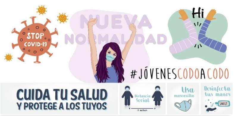 Detalle del cartel de la campaña