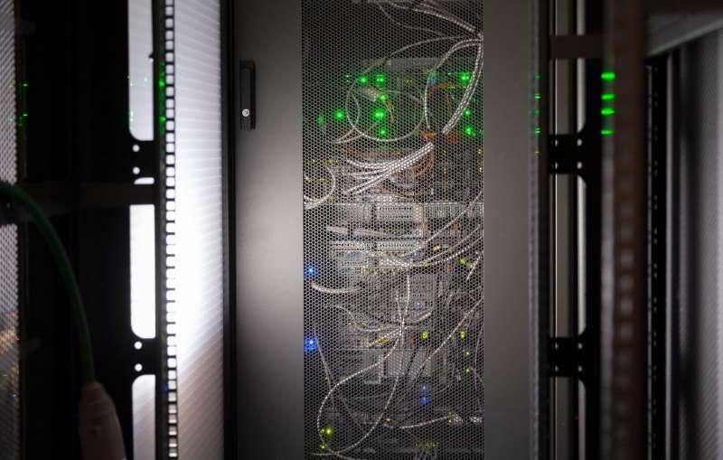 Racs de una data center. EPDA