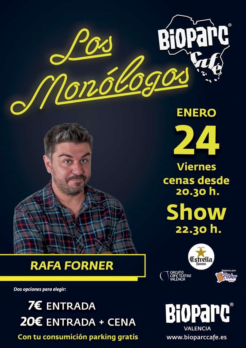 Rafa Forner. EPDA