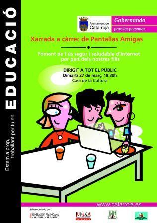 Cartel informativo. Foto: EPDA.