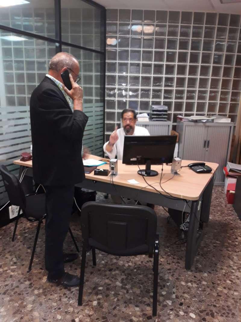 Dirección nacional del PSPV. FOTO EPDA