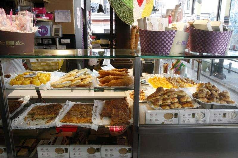 Imagen de una panadería tradicional. EFE/Archivo