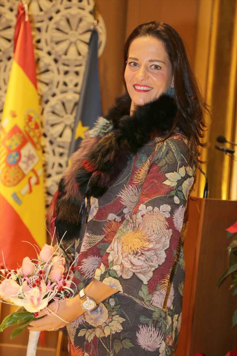La Reina del Ateneo es la Srta. Ana Rubio Alfonso