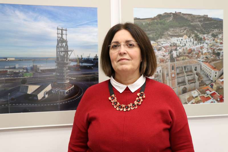 Ana María Quesada. FOTO EPDA