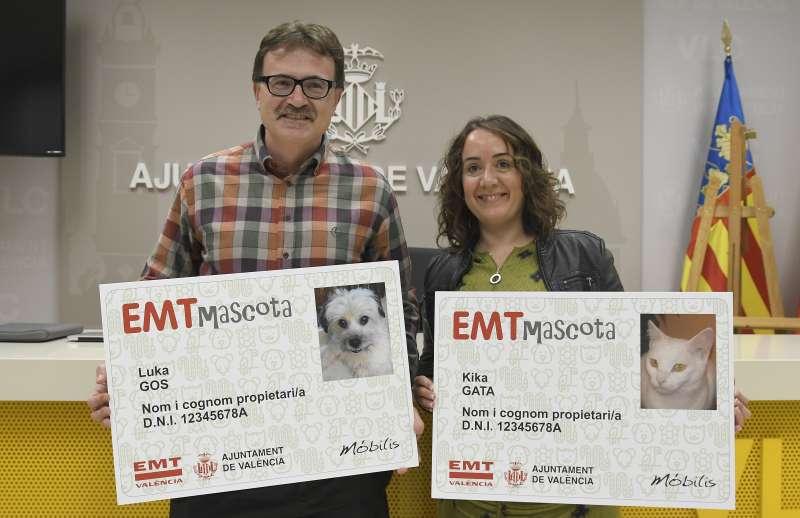 EMT Mascotas. EPDA