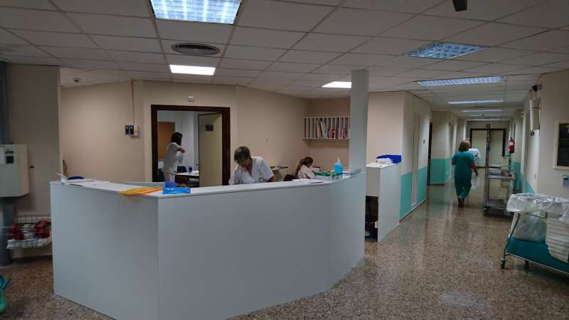 Hospital de Sagunt. EPDA