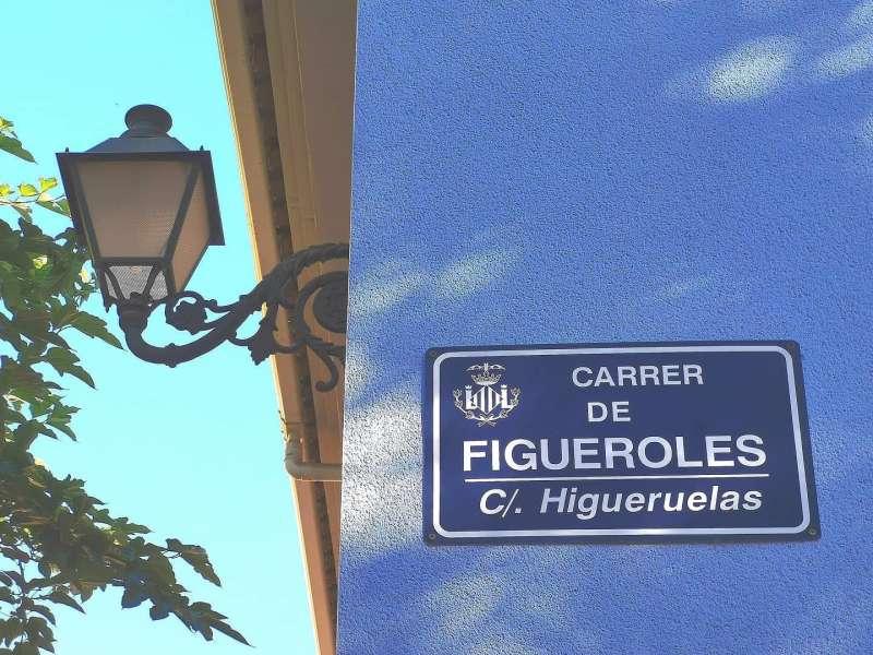 Figueroles o Cagueroles. B. BUENO
