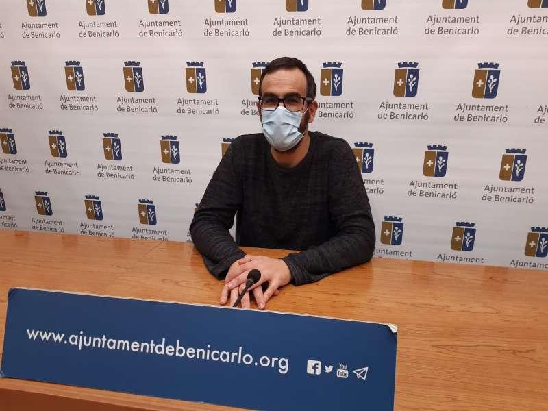 Carlos Flos regidor de Benicarló