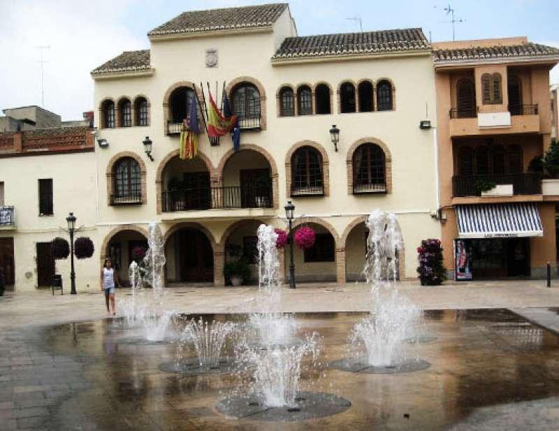 Ayuntamiento de la Eliana./epda