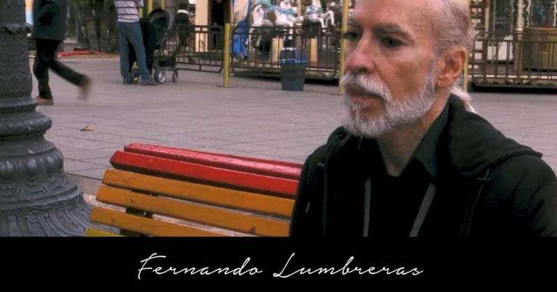 Imagen de Fernando Lumbreras difundida por Lambda València en su cuenta de Twitter. EFE/Lambda