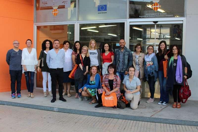Participants dels projectes europees d
