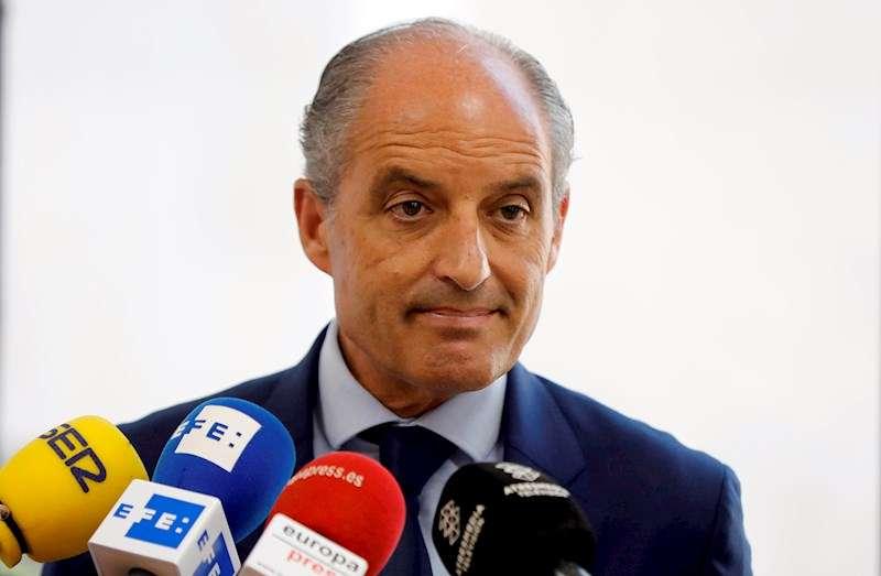 Imagen de archivo del expresident de la Generalitat Francisco Camps. EFE