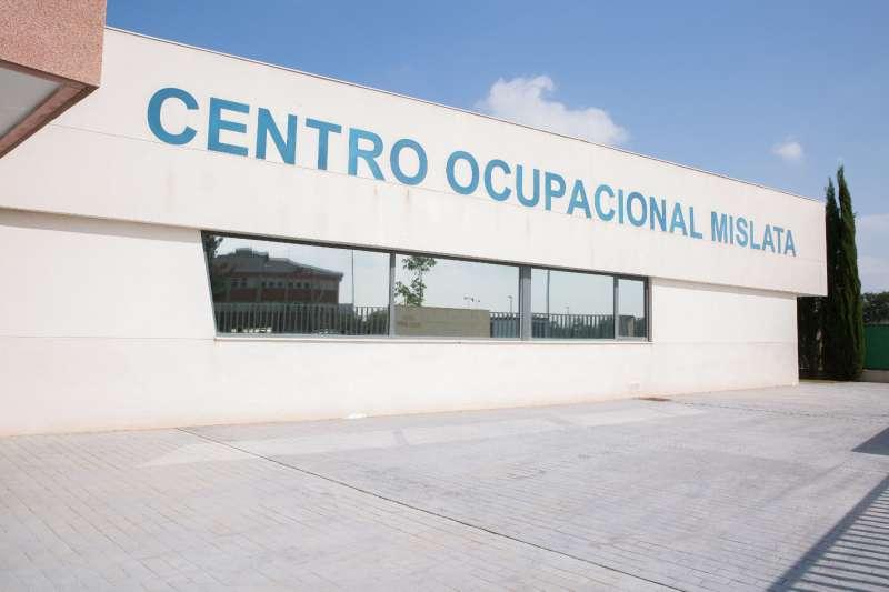 Centro ocupacional de Mislata
