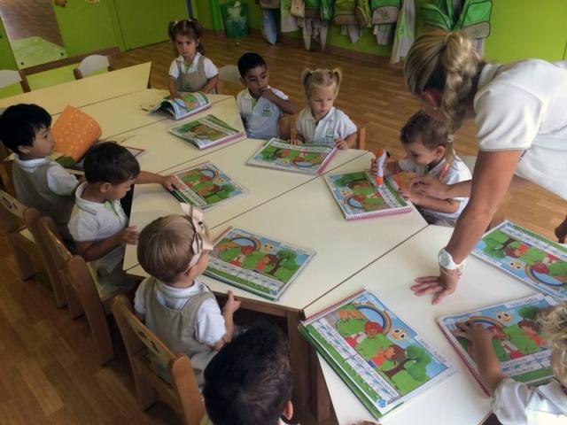 Imagen de una clase. FOTO: EPDA