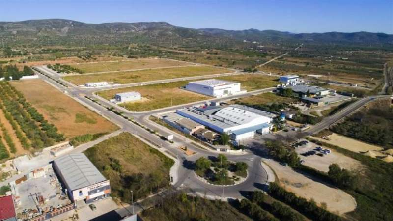 Polígono Industrial El Campaner de Alcalà de Xivert. EPDA