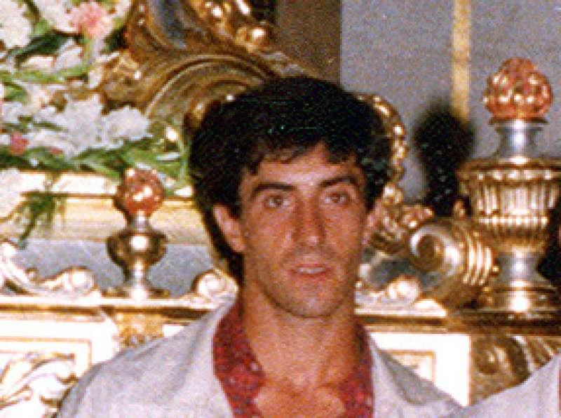 Manuel Aparicio cuando entró a la PLV