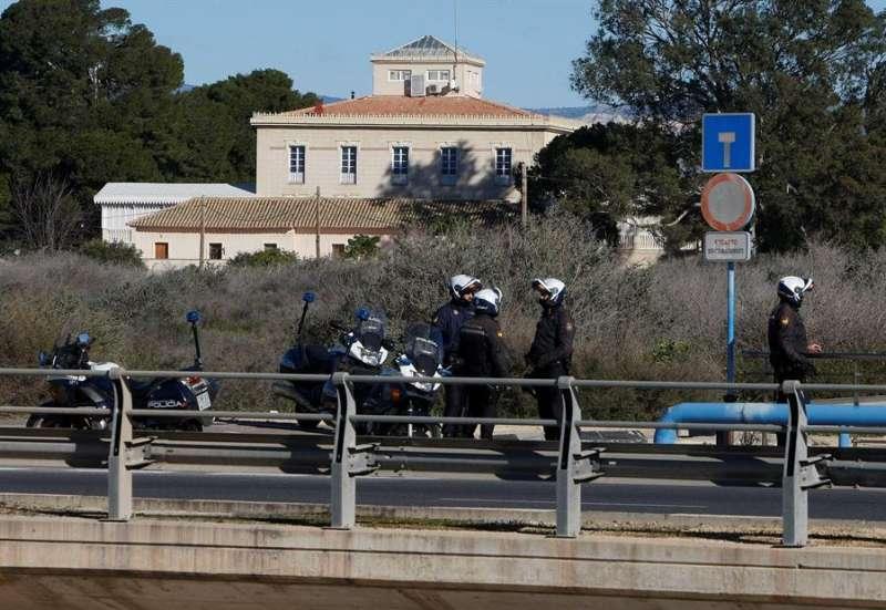 Delincuencia Especializada y Violenta (UDEV) de la Policía Nacional de Alicante. EFE/Morell/Archivo