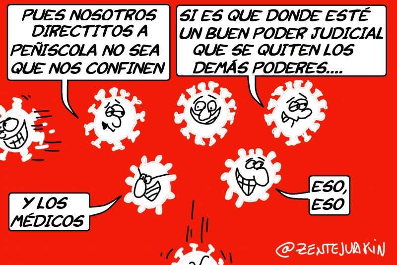 Ole el TSJ de Madrid. Por Vicente J. García Nebot.