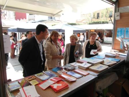 La diputada de Bienestar Social de la Diputación de Valencia, Amparo Mora, ha presidido hoy la jornada inaugural. FOTO: DIVAL