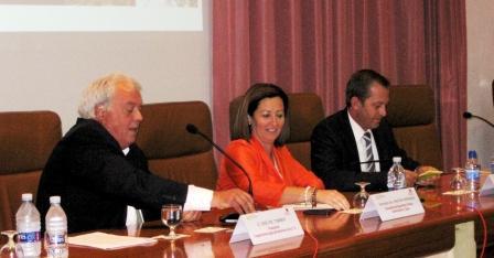 Clausura de la asamblea general de Cooperatives agro-alimentàries de la Comunitat Valenciana. Foto EPDA