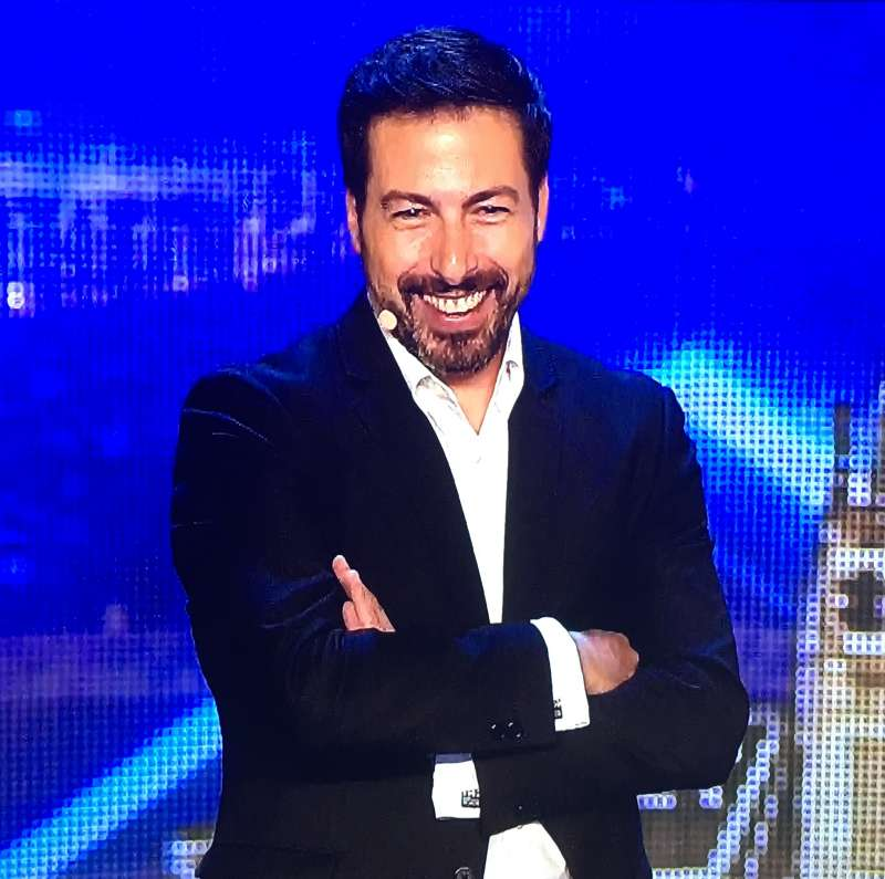 Alberto de Paz, subcampeón de Got Talent.