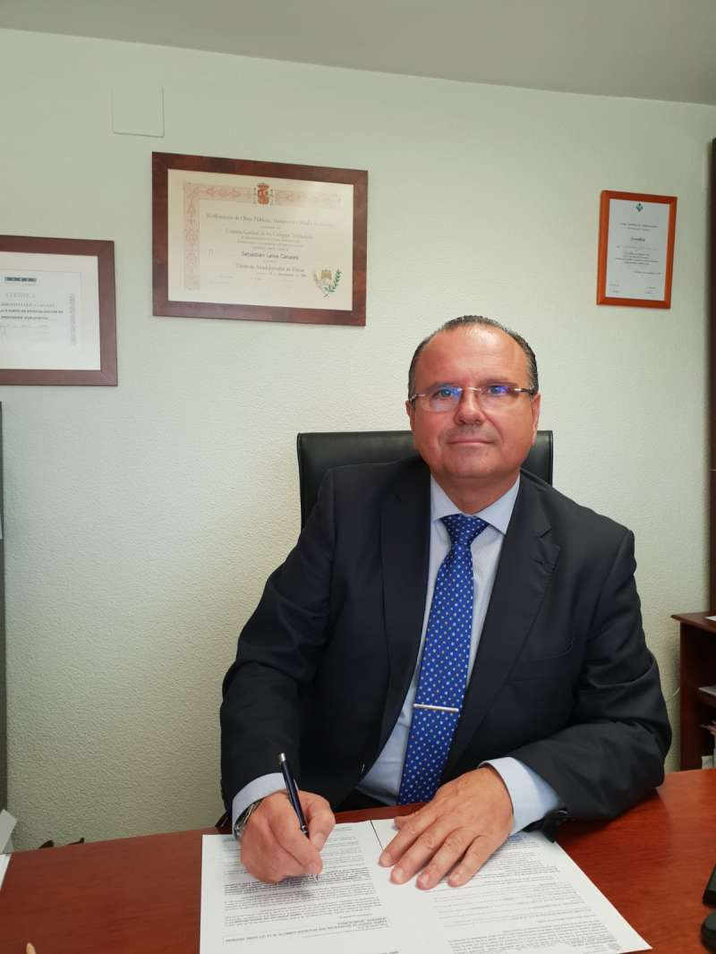 Sebastián Leiva. / epda